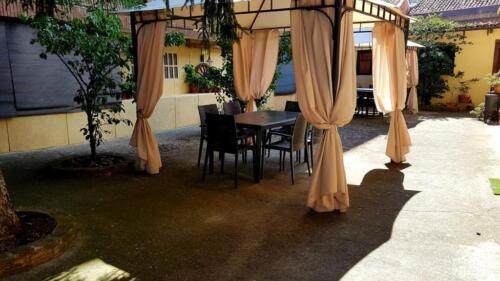 Panorámica del patio desde Rincón de San Pedro II